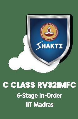 C CLass RV32IMFC